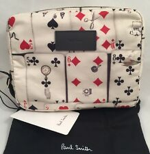 Borsa Uomo Paul Smith MDM Marsupio POKER RRP £ 120