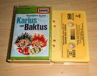 Hörspiel Kassette - Karius und Baktus