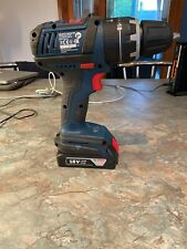 BOSCH PROFESSIONAL GSB 1800 WITH 1 /  1.5 AMP  LI-ON  BATTERY LITTLE USED