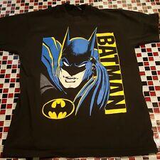 Vintage Batman XL T-shirt Single Stitch Tee Movie Cartoon DC Comics 90s 80s USA