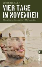Vier Tage im November von Johannes Clair (2014, Taschenbuch)