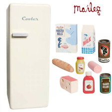 Maileg Doll Miniature Refrigerator Cooler + Breakfast B-day Xmas Gift