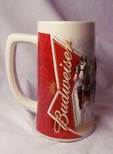 New listing Budweiser Collectible Beer Stein 2012 Winter Wonderland