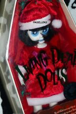 LIVING DEAD DOLLS NOHELL VARIANT WITH BLACK XMAS STOCKING ONLY 666 MADE NIC