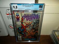 Spectacular Spider-Man #246 CGC 9.8 - Gibbon - Luke Ross - Amazing cover!