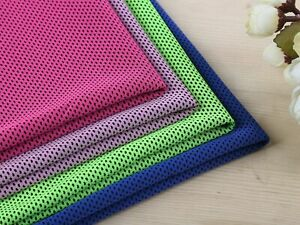 10 Mixed Color Sports Exercise Sweat Summer Ice Cold Towel Cooling Towel