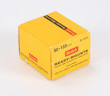 Kodak Ready-Mounts For Slides, 35Mm, Box Of About 50/cks/205098