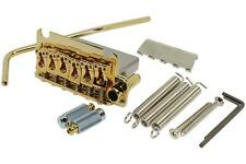 GOTOH 510TS-BS1 2-point Tremolo w/ Steel Block & Brass Saddles - Gold