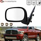 For 02-08 Dodge Ram 1500 2500 3500 Tow Power Heated Driver Side View Mirror USA