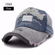 CASQUETTE VINTAGE 1969 gris