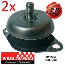 2 x TRIUMPH 2000 2.5 + pièces/TC 64-75 Vibra TECHNICS SUPPORT MOTEUR ROUTE +