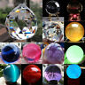 Natural Quartz Magic Gemstone Sphere Crystal Ball Reiki Healing Stone Decor Lot