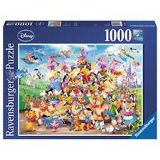 1000 Piece Disney Carnival Puzzle - Ravensburger Multicha Jigsaw 1000pc Pieces