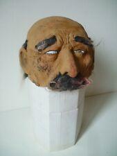 Masque souple ancien déguisement Halloween #3