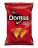 Doritos Nacho Cheese Flavour Tortilla Chips 7oz 198.4g Crunchy Crisps SEALED NEW
