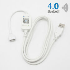 Bluetooth Controller USB Cable for RGB LED Strip Light 5V Smart Phone Control