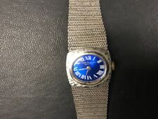 Vintage Jules Jurgenson Ladies Watch 120/10K GF