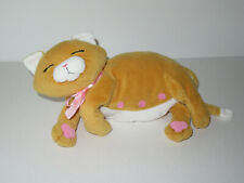 "Manhattan Toy 12"" Nursing Nina Plush Mama Kitty Cat Only No Kittens Doll Stuffed"