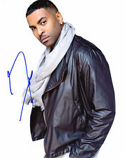Ginuwine Signed Autographed 8x10 Photo Pony R&B Tyrese Elgin Lumpkin Rap Hip Hop
