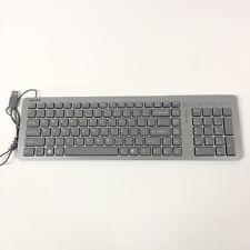 Sony Vaio Keyboard Vgp-ukb3us Silver Cc