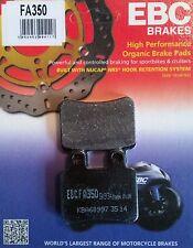 EBC/FA350 Brake Pads (Rear) - Yamaha DT50R, XT125R / Derbi Senda / Rieju Tango