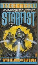 Technokill (Starfist Book V) by David Sherman and Dan Cragg (2000) 1st Pr.