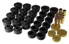 1978-88 Regal Malibu Grand Prix Cutlass Body Mount Bushing Kit Prothane 7-132-BL