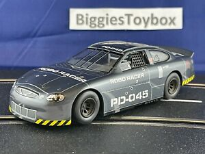 1/32 Auction 3 of 40 Used SCALEXTRIC NASCAR ROBO RACER PD-045 Ref: C2431