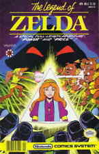 Legend of Zelda, The (2nd Series) #3 VF; Valiant | save on shipping - details in