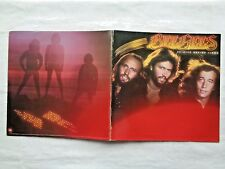 Bee Gees Spirits Having Flown 1979 RSO RS-1-3041 1st Sterling Press Inserts VG+