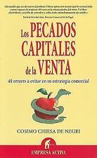 LOS PECADOS CAPITALES DE LA VENTA (Spanish Edition)