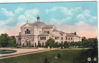 Postcard Franciscan Monastery Mount St. Sepulcher Washington DC USA Vintage