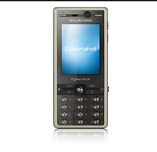 Sony Ericsson K810i Golden Ivory 3G Unlocked Phone free shipping