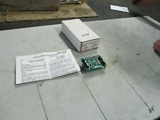 Fincor (IMO) Barrier Terminal Board PCB P/N 2067207 Option #1730 (NIB)