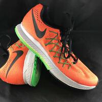 Nike Air Zoom Pegasus 32 Orange Athletic Running Shoe 749340-803 10 US 44 EUR