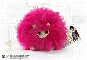 Harry Potter Pygmy Puff Pink Plush from Noble Collection NN8932