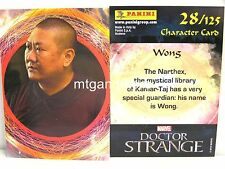 Doctor Strange Movie Trading Card - 1x #028 character Card-TCG