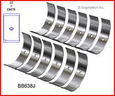 Enginetech S38816-020 Rings AMC 4.0L 242