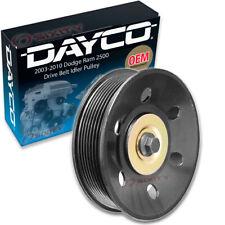 Dayco Drive Belt Idler Pulley for 2003-2010 Dodge Ram 2500 6.7L 5.9L L6 - jy