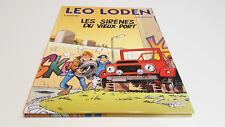 Léo Loden T2 Les sirènes du vieux port 2B / Arleston // Soleil