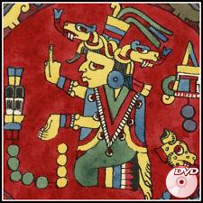 ANTIQUITIES OF MEXICO Kingsborough - MAYA Civilisation - Dresden Codex - DVD
