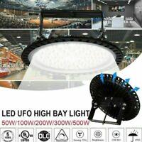 300 Watt UFO LED High Bay Light Warehouse Shop Workshop Light Fixture 500W 200W