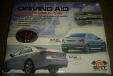 DRIVING AID Wireless backup Alert System BAT 2W  Automotive/Car BRAND NEW IN BOX