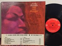 Aretha Franklin Soft And Beautiful VG+ 2-EYE 360 ORIG PROMO