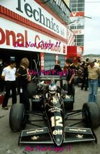 Nigel Mansell JPS Lotus 95T South African Grand Prix 1984 Photograph 3