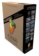 NEW FL Studio Signature Bundle 12 Fruity Loops Digital Audio Workstation DAW PC