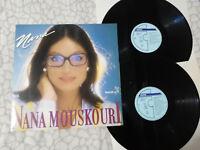 """Nana Mouskouri Nana Philips 1987 Klappcover VG/VG - 2 X LP vinyl 12 """" 3T"""