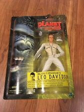 2001 HASBRO--PLANET OF THE APES MOVIE--MAJOR LEO DAVIDSON FIGURE NEW