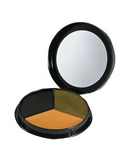 Gi Woodland Camouflage Face Paint - 3 Colors - Compact Includes Mirror - Us Made