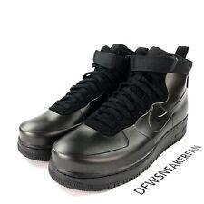 premium selection 2032f 917a1 Nike Air Force 1 Men s 9 Foamposite Cup Triple Black Shoes AH6771-001 New